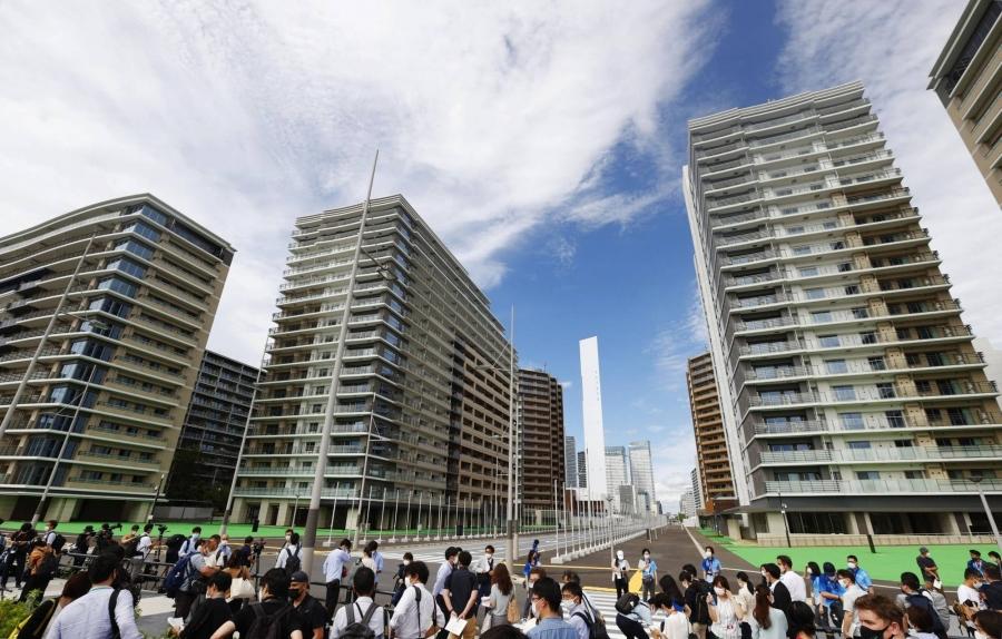 Токиогийн олимпийн тамирчдын тосгоныг орон сууцны хороолол болгоно