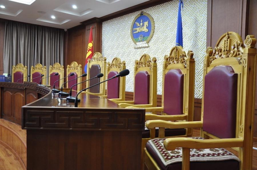 Дээд шүүхээс Үндсэн хуулийн цэцийн гишүүнд нэрээ дэвшүүлэх хүсэлт таван хүн ирүүллээ