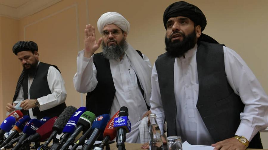 Талибан: Түр Засгийн газар эерэг өөрчлөлтийг авчирна