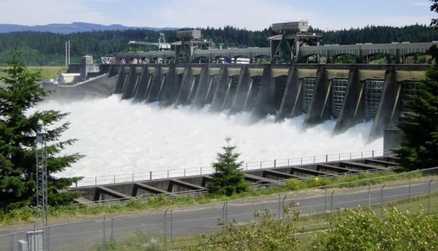 Эрдэнэбүрэнгийн усан цахилгаан станцын барилга угсралтын ажил эхэллээ