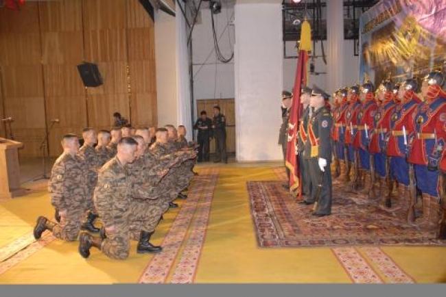 Энэ сарын 9-нд цэрэг татлага эхэлнэ