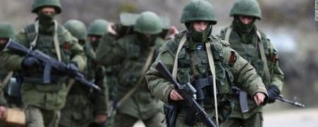 Украины хилийн орчимд Оросын 4000 цэрэг төвлөрчээ