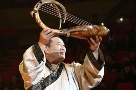 """""""Алтай ятга""""  Монгол, Германы соёлын харилцааны бэлгэ тэмдэг боллоо"""