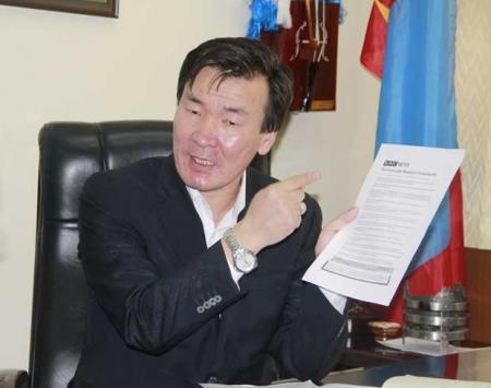Монголбанкны Ерөнхийлөгчийн асуудлыг авч хэлэлцэх санал өргөн барина