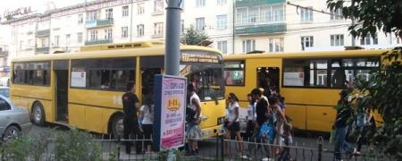 Автобус нэгдүгээр эгнээгээр зорчсоноор эргэлтийн хугацаа богиноссон