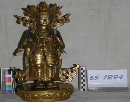 Эрдэнэзуу хийдийн музейгээс алдагдсан бурхадыг олжээ