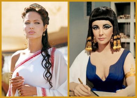 Анжелина Жоли Клеопатрагийн дүрийг бүтээнэ