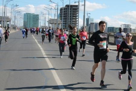 """""""Улаанбаатар марафон""""-нд 30 000 хүн оролцож байна"""