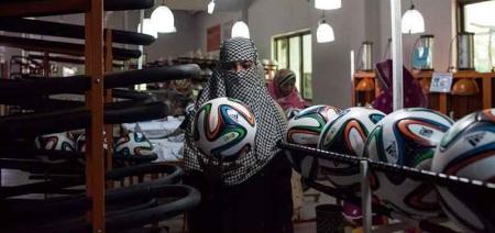 FIFA WORLD CUP 2014-ын бөмбөг үйлдвэрлэл