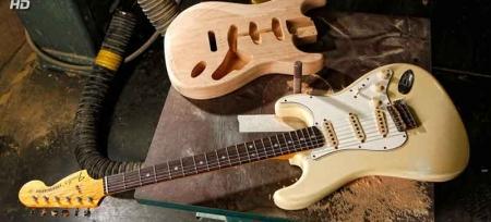 60 жилийн ой-Fender Stratocaster