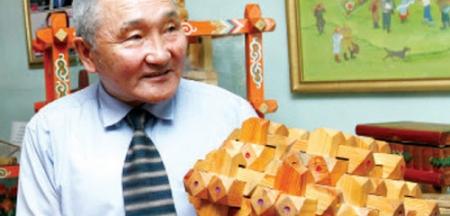 Монгол урлаачийн оюуны гайхамшиг