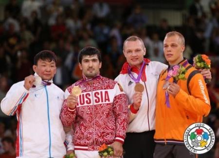 """Лондонгийн олимпийн аварга Тагир Хабулаев """"Чингис хаан"""" гран-прид оролцоно"""