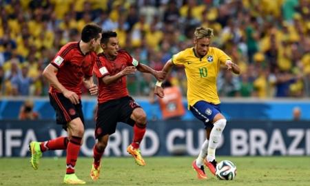 Бразил Мексикийн шигшээ багууд хуурай тэнцлээ
