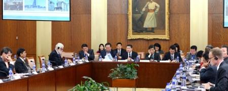"""""""Монгол Улсын макро эдийн засгийн хэтийн төлөв"""" дээд хэмжээний зөвлөлгөөн болж байна"""
