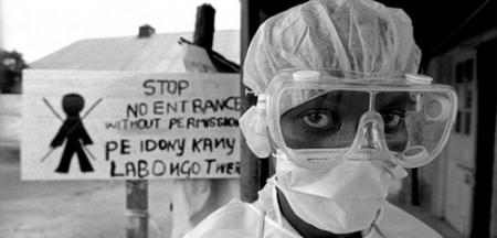 Эбола вирус харанга дэлдэв