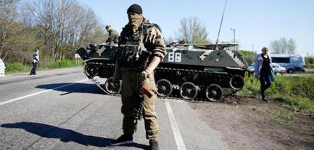 Украины арми Славянск, Краматорскийг хяналтдаа авлаа