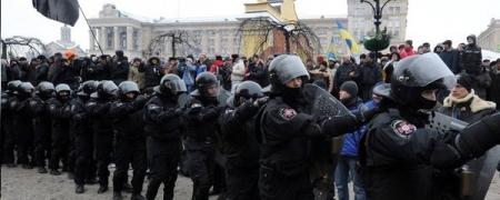 Киевийн арми Славянскийн 25-35 насны эрэгтэйчүүдийг баривчилж байна