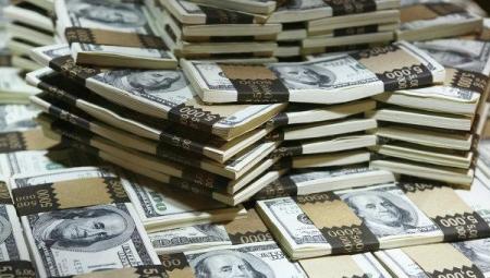 Ам.долларын ханш жилийн дотор 386 төгрөгөөр нэмэгджээ