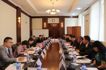 Монгол, Хятадын засгийн газар хоорондын Ажлын хэсэг уулзалдав