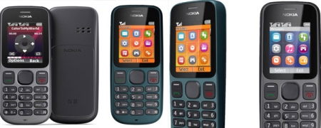 Nokia-130 утсаа танилцууллаа