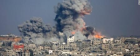 Газын зурваст дайны гал дүрэлзэв