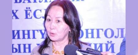 Г.Сүрэнханд: Монгол Улсын хэмжээнд улаан бурхан өвчин бүрэн устсан