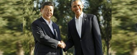 Хятад, АНУ-ын төрийн тэргүүнүүд уулзана
