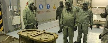 Сирийн сүүлчийн химийн зэвсгийг устгана