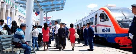 """""""Railbus""""-ыг эдийн засгийн эргэлтэд оруулъя"""