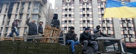Украинд сөргөлдөгч талууд гал зогсоожээ