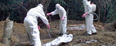 Эбола вирусээр амиа алдагсдын тоо 2000 давлаа