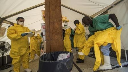 Эбола вирусын халдвар дахин хүчтэй дэгдэж болзошгүй