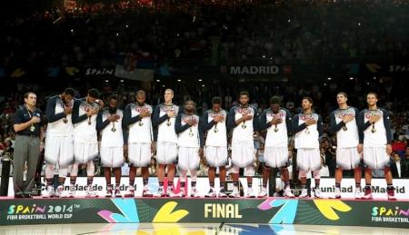 2014 FIBA-ийн аварга АНУ