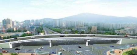 Замын түгжрэлийг бууруулах гүүрэн зам