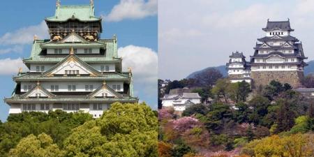 Японы эртний сүмүүд