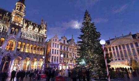 Зул сарын баяр - Бельги