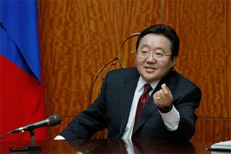 Ерөнхийлөгч Харвардын их сургуулийн Монгол оюутнуудыг хүлээн авч уулзав