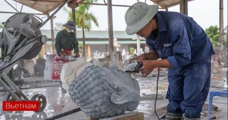 Вьетнамын чулуун урлал
