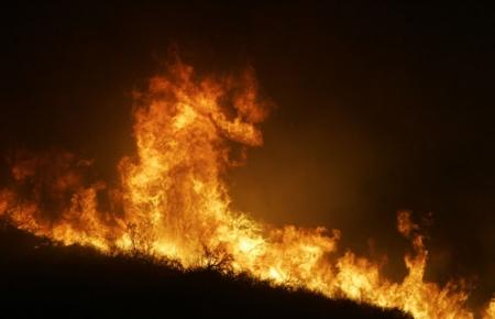 Цагаан-Овоо сумын газар нутгийн 49.9 хувь нь түймэрт өртжээ