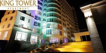 Дэлхийн чанарыг Luxury King Tower apartment-аас