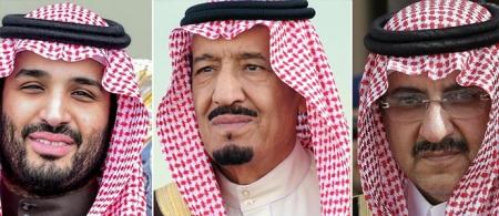 Саудын Арабын хунтайж нарыг хэн ангуучлах болов