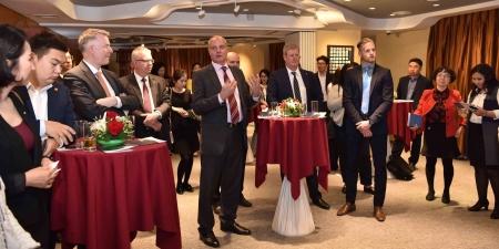 Golomt bank hosted Mongolia-Austria business meeting