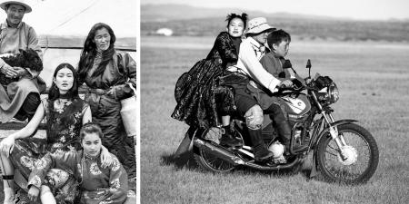 Германы ICON сэтгүүл Монголд зураг авалтаа хийжээ