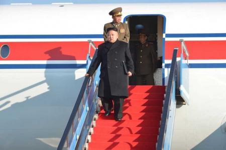 Ким Жон Ун ОХУ-д айлчлахаа мэдэгджээ