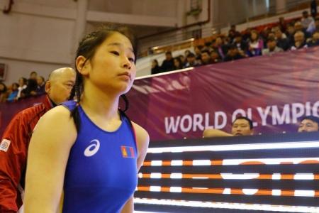 U23 ДАШТ: Ц.Намуунцэцэг хүрэл медаль хүртлээ