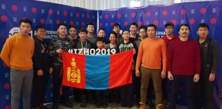 Олон улсын олимпиадад Монголын баг амжилттай оролцож байна