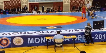 """Чөлөөт бөхийн """"Монголиа Опен 2019"""" олон улсын тэмцээн эхэллээ"""