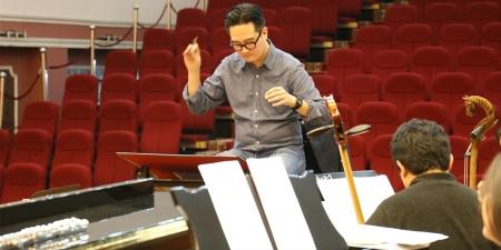 Н.Жигжиддорж: Хөгжмийн зохиолч Х.Алтангэрэл, Д.Түвшинсайхан нарын шинэлэг бүтээлүүдийг тоглох гэж байна