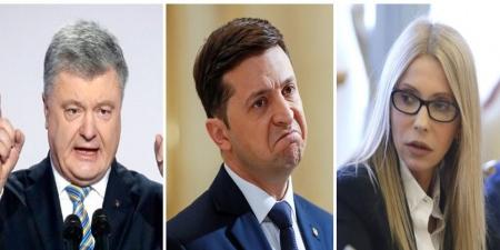 Зеленский Украины ерөнхийлөгчийн сонгуульд ялалт байгуулав