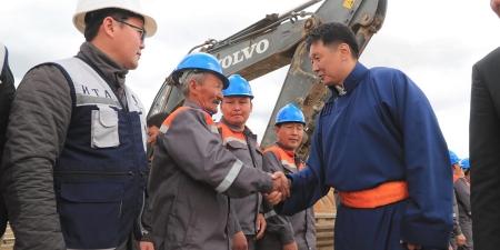 """""""Ховд эко цемент""""-ийн үйлдвэр 2020 онд ашиглалтад орно"""